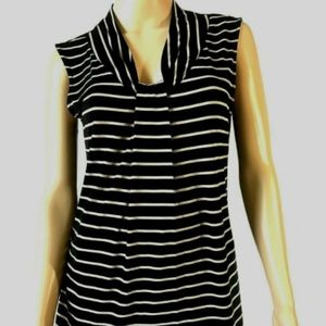 Dana Buchman Sleeveless Pull Over Top